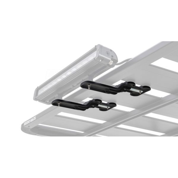 Rhino Rack 43156 Rhino Rack Pioneer bracket for lights - 2pcs
