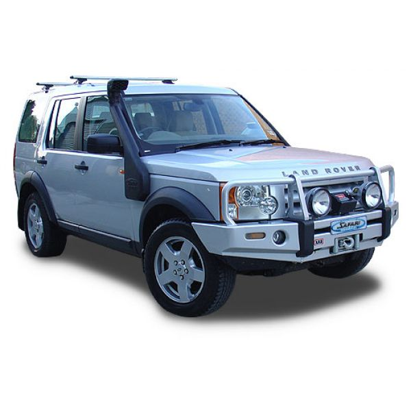 Safari SS385HF snorkel for Land Rover Discovery III and IV 2.7L D& 3.0L