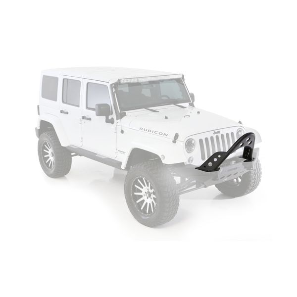 Smittybilt Spares & acc.: SB76827 black Stinger (XRC) for M.O.D. bumper for Jeep Wrangler JK 07-16