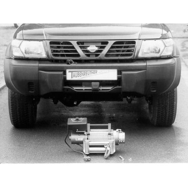 Taubenreuther 1-258820 front receiver  for Patrol Y61 (-04)  (extras may be needed:order Multimount for winch)