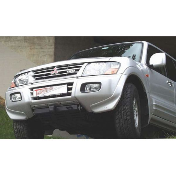 Taubenreuther 1-258930 front receiver  for Pajero V60/V80  (max 3.6ton)  (extras may be needed:order Multimount for winch)