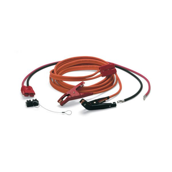 Taubenreuther 1-26769  booster cable kit with battery clamps 5+1m