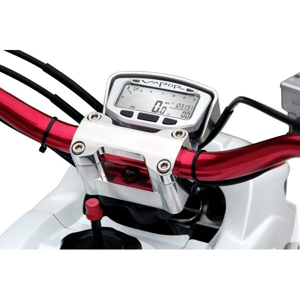 Trail Tech 022-R350F Vapor Yamaha Raptor 350 Dashboard: with stem