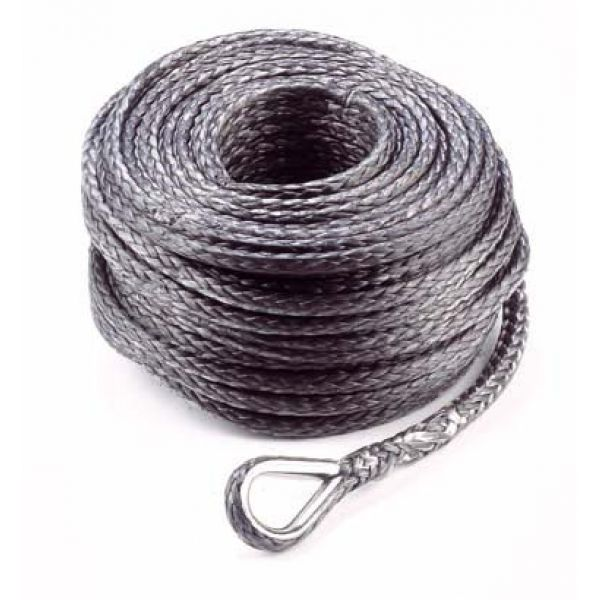 Warn 4x4 10-118550 Warn dynatec replacement rope - 50mx900