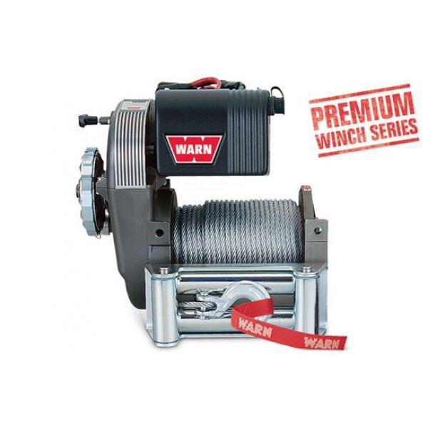 Warn 4x4 088631 winch Warn M8274-50 12V-3600kgs-steel cable 46m/8mm (remote=wired)