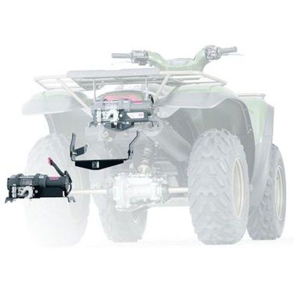 Warn Quad 63945 Winch mount set for Yamaha