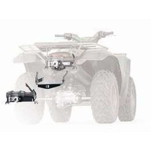 Warn Quad 71881 Winch Mount For BOMBARDIER