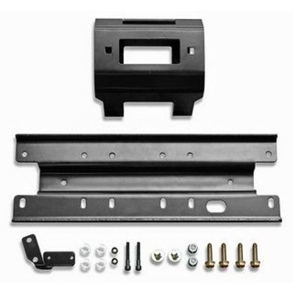 Warn Quad 74496 Winch mount set for Yamaha Grizzly 550/700   07-14