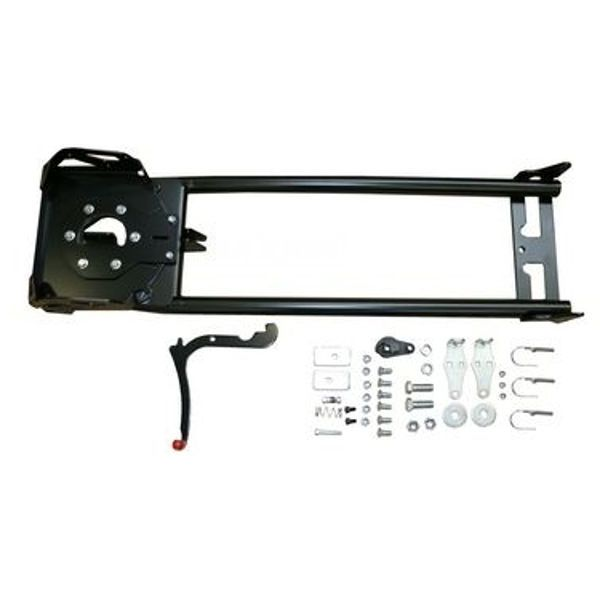 Warn Quad 78100 Plow Base for use with Center plow mounting kits Warn
