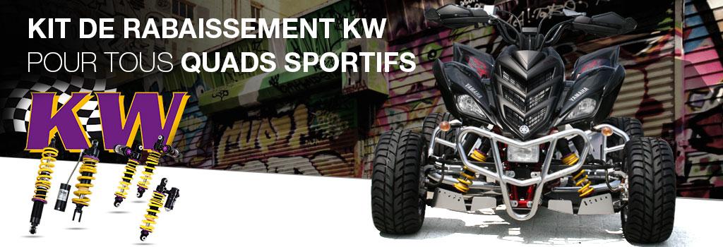 KW springs quad, ATV, UTV