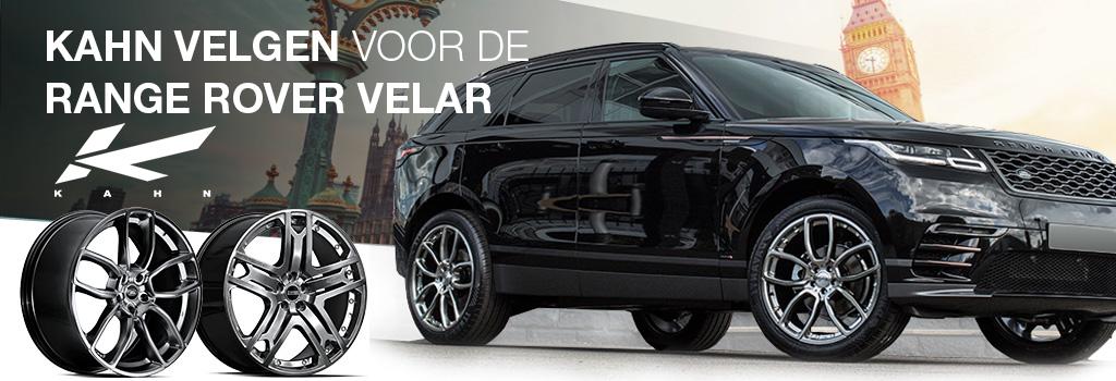 Kahn Design 600-LE voor de Range-Rover Velar