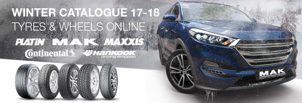 Atraxion catalogue winter tyres and wheels 2017