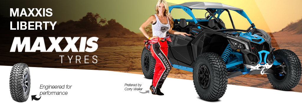 Maxxis tyres liberty