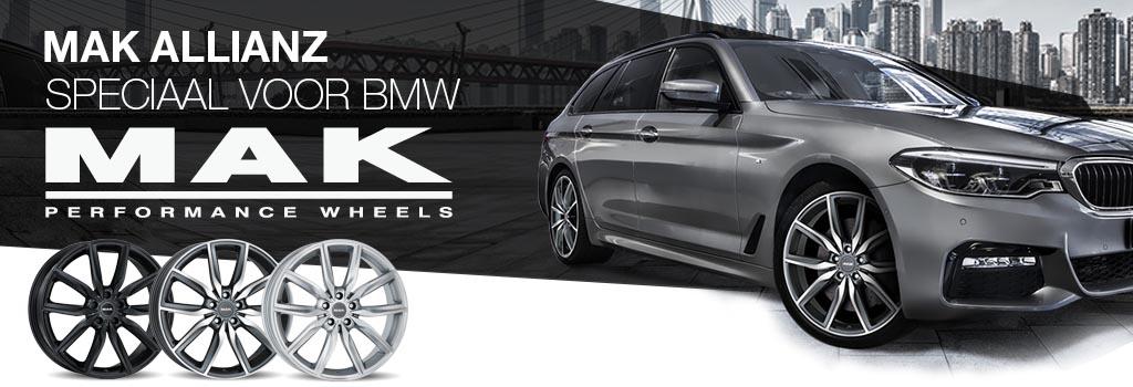 MAK Allianz made for BMW