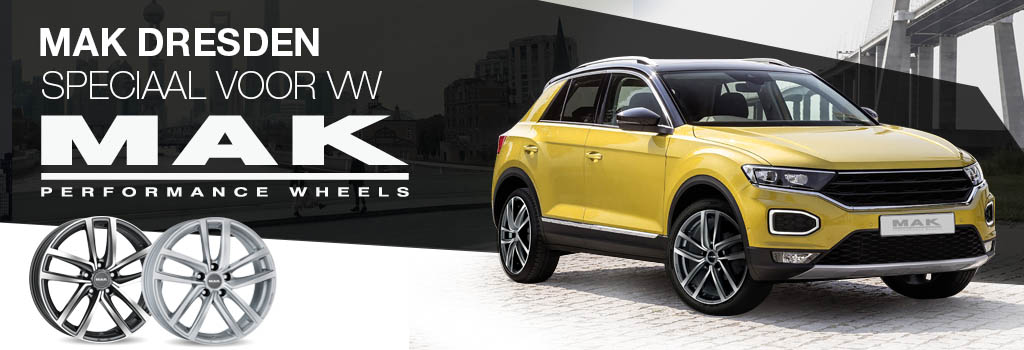 MAK Dresden made for VW