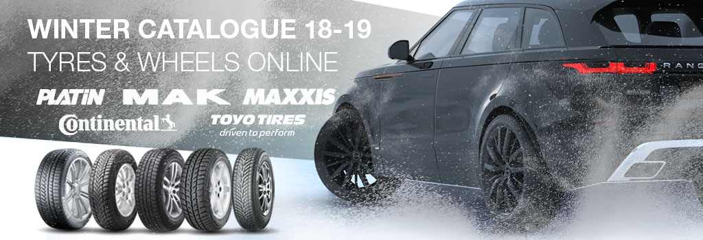 Atraxion catalogue winter tyres and wheels 2018-2019