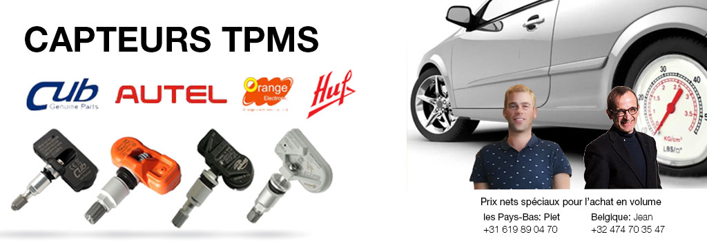 TPMS sensoren