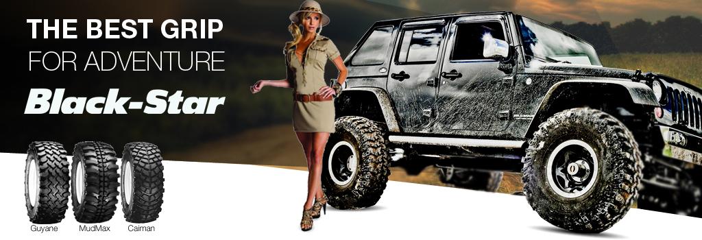 Black-Star tyres