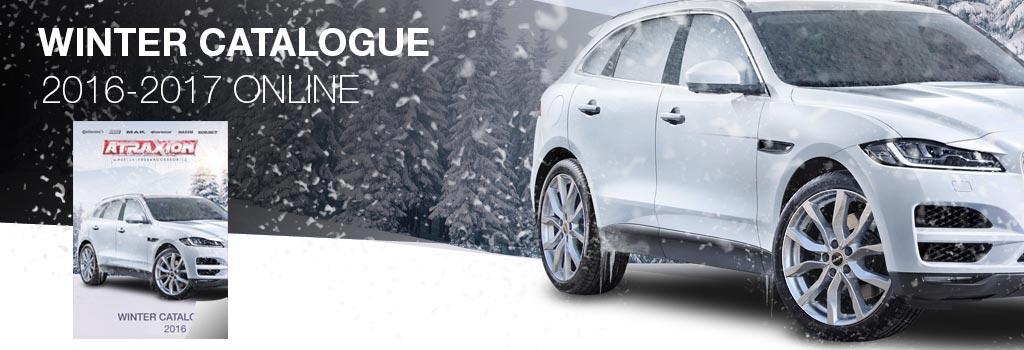 Atraxion catalogue winter tyres and wheels 2016