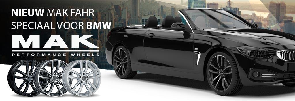 MAK Fahr speciaal voor BMW wagens