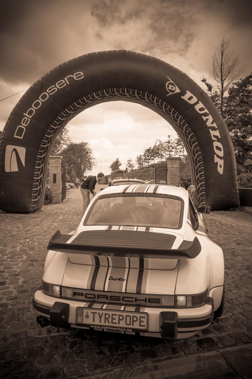 Oldtimer banden test door Autobild