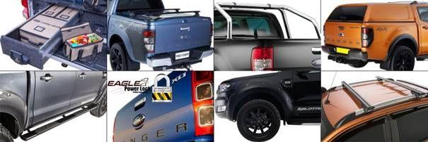 4x4 accessoires Ford Ranger