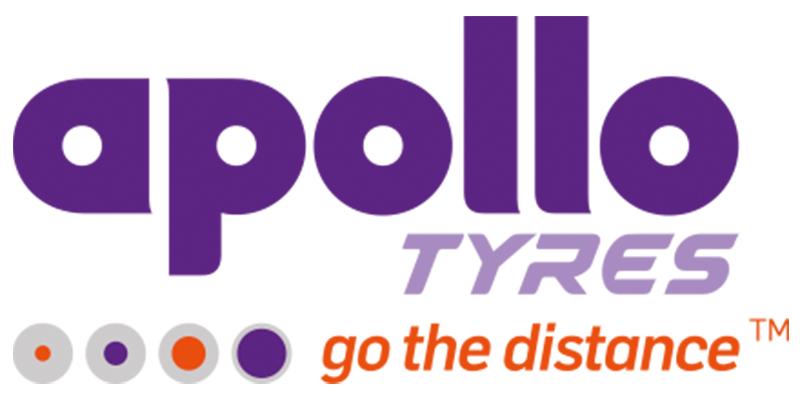 We distribute Apollo Tyres