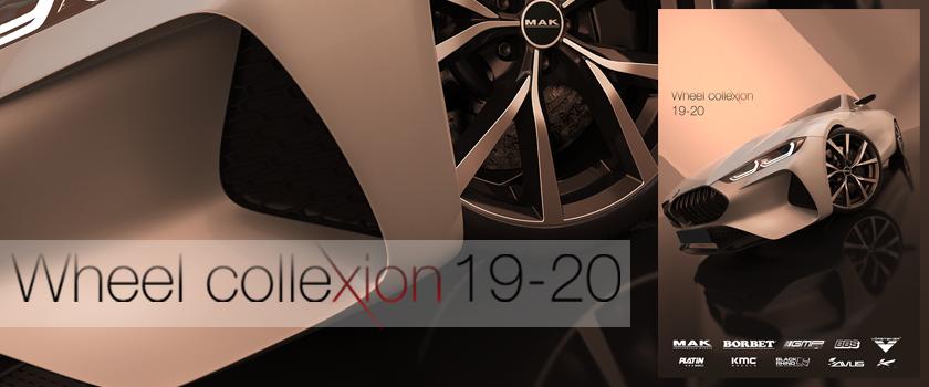 Wheel ColleXion 2019